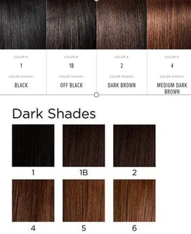Brown hair color numbers the best hair color 2017 best 25 weave hair color ideas on fall pmusecretfo Gallery