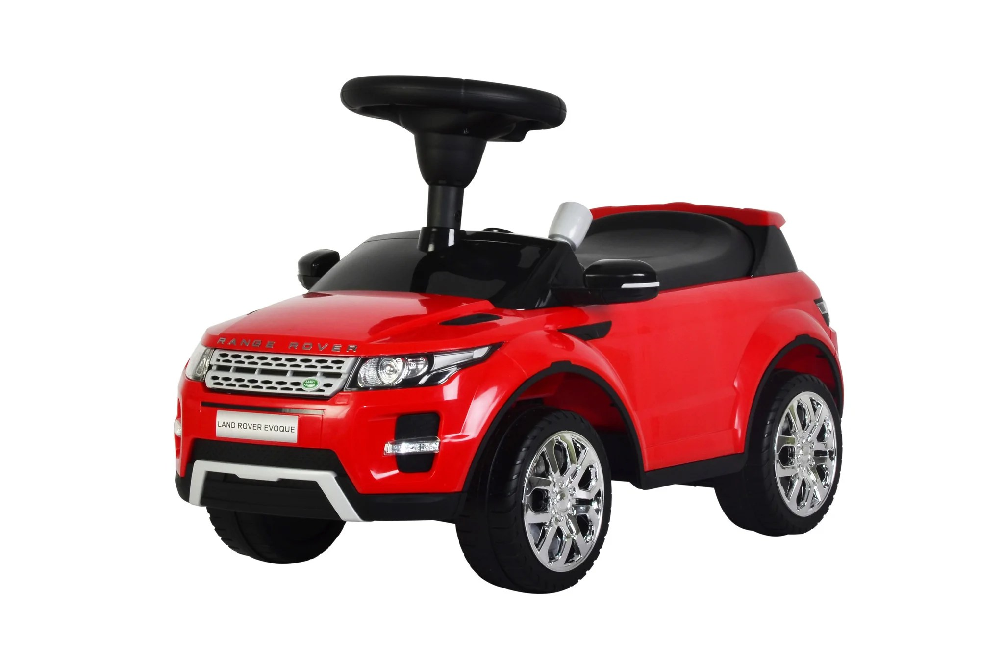 Range Rover Evoque Licensed Manual Ride Model 348 WHITE
