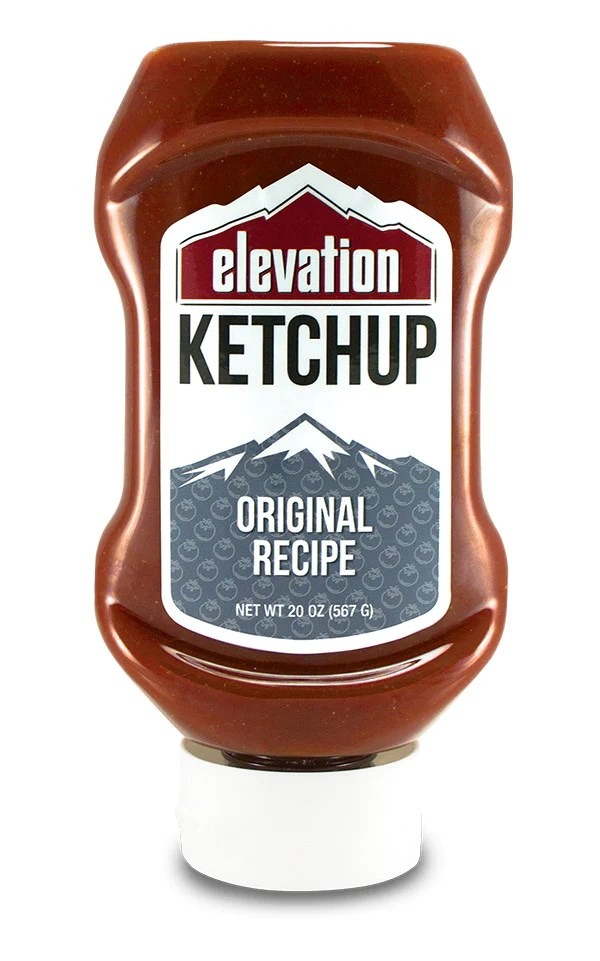 elevation ketchup original recipe