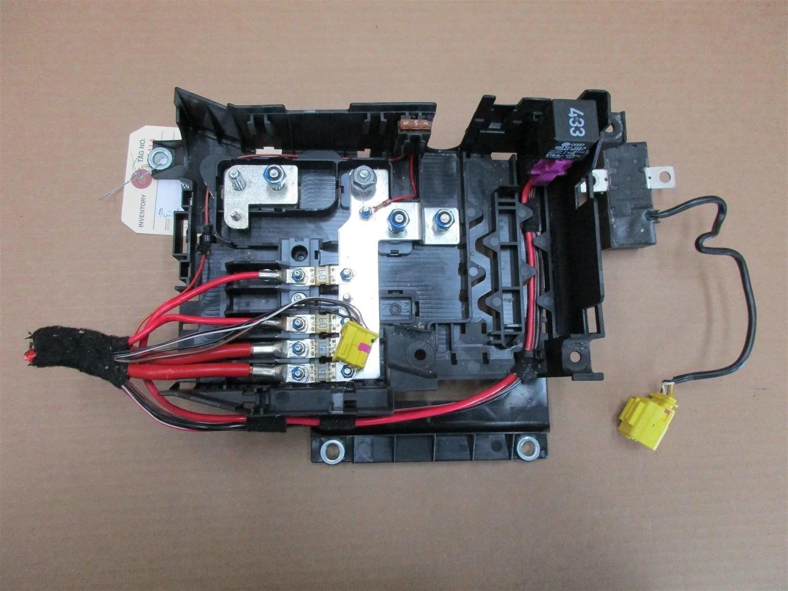 04 cayenne awd porsche 955 fuse box relay 7l0937548 7l0915457 76 569 [ 1600 x 1200 Pixel ]