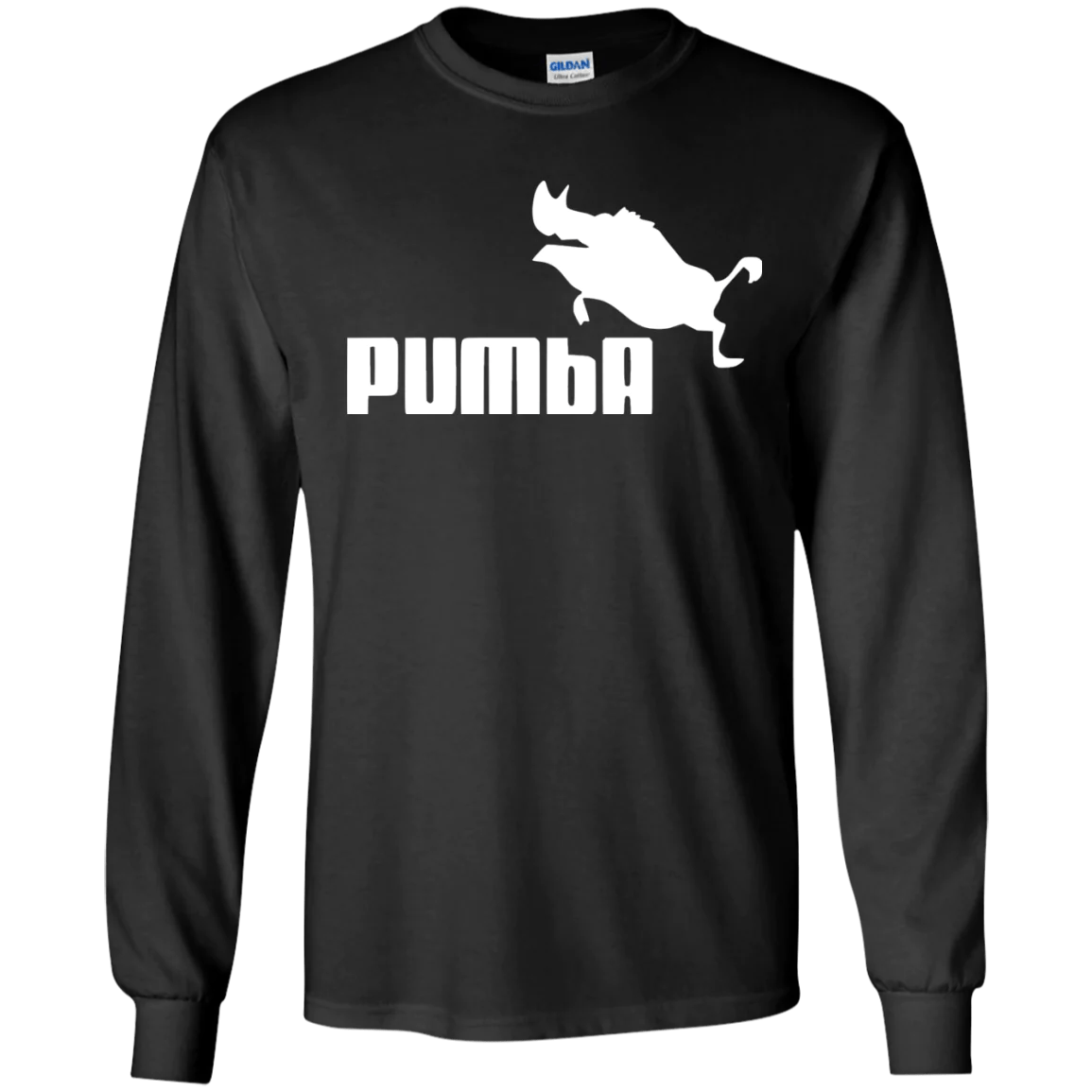 Pumba Shirt Sweater Long Sleeve Tank Top - Ifrogtees