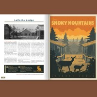 Illustrated Guide to Great Smoky Mountains National Park ...