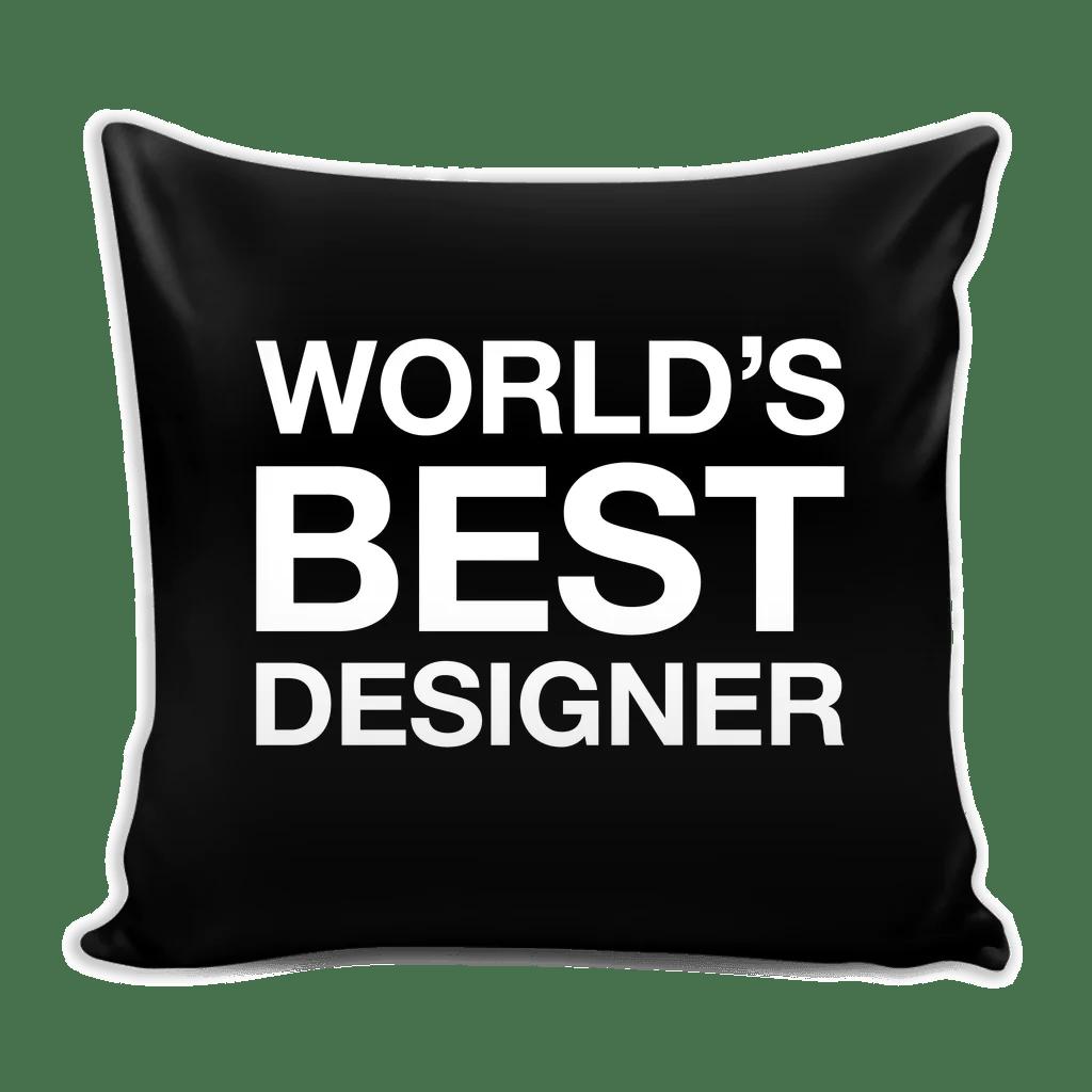 World's best designer pillow
