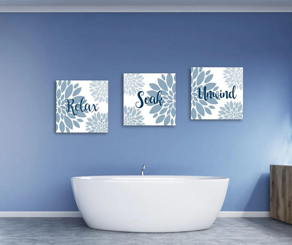 How To Decorate Bathroom Walls 4 Bathroom Wall Art Ideas
