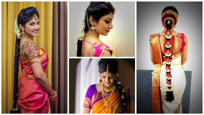 party hairstyles with saree | hairstyles with saree for