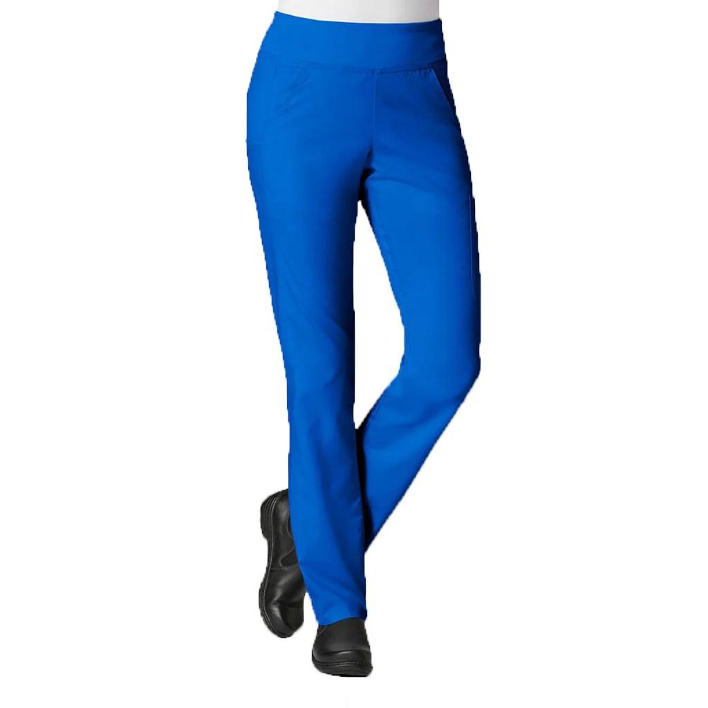 Maevn Eon Women' Pure Yoga 7-pocket Scrub Pants 7338