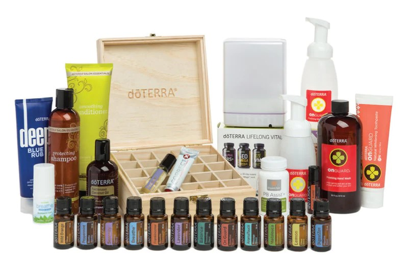 doterra deluxe natural solutions