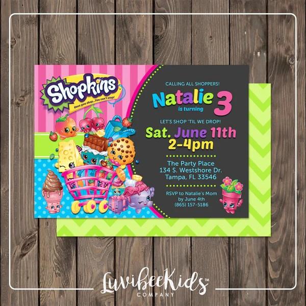create printable birthday invitations