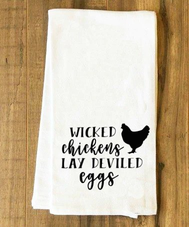 Wicked Chickens Lay Deviled Eggs Easter SVG DXF EPS PNG