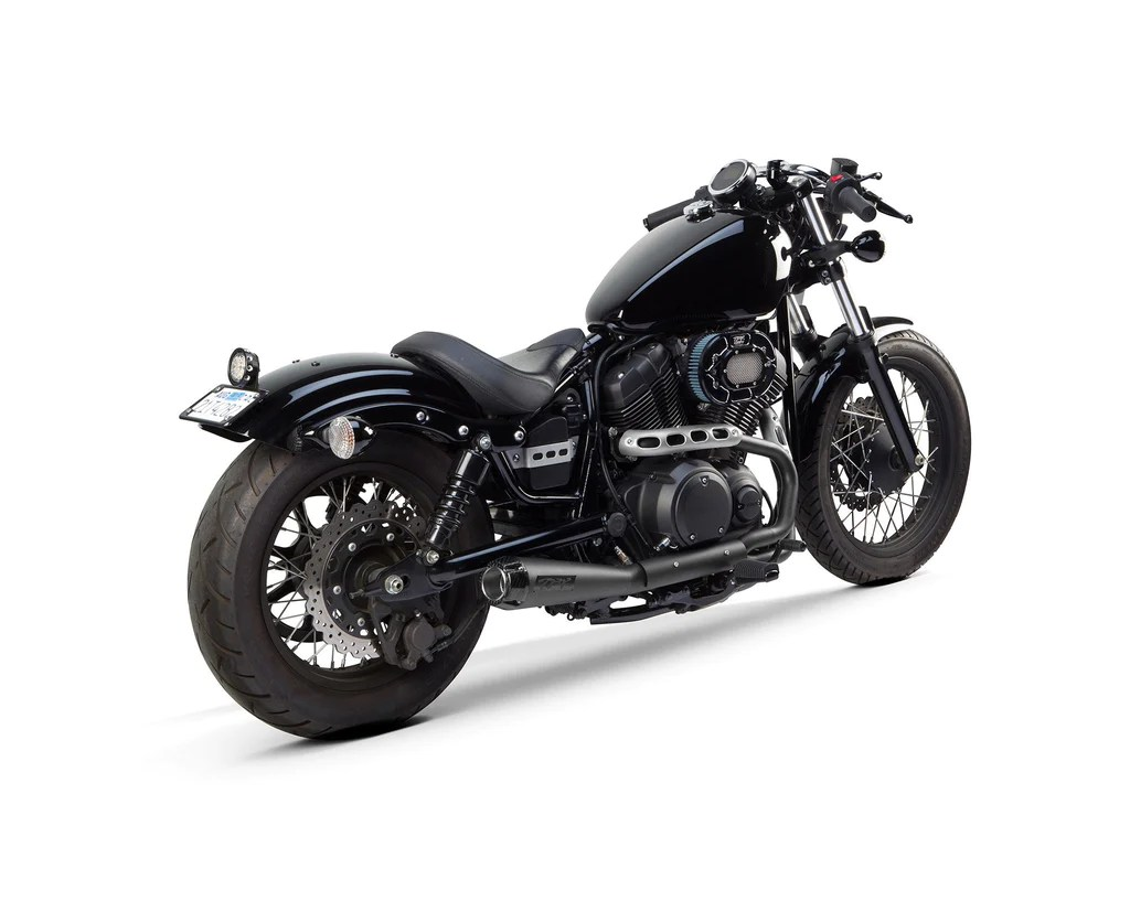 Yamaha Bolt / SCR 950 (2014-2020) Comp-S Black Full System - Part Numb – Two Brothers Racing