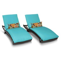 Ostrich Chair Folding Chaise Lounge Patio And Ottoman Blue Beach With Rustproof Steel Frame – Echaise