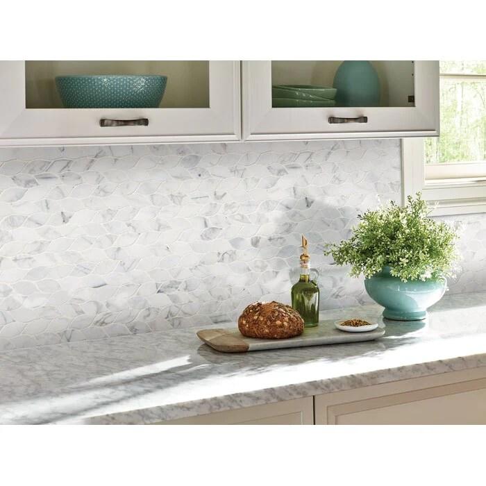msi calacatta blanco polished marble