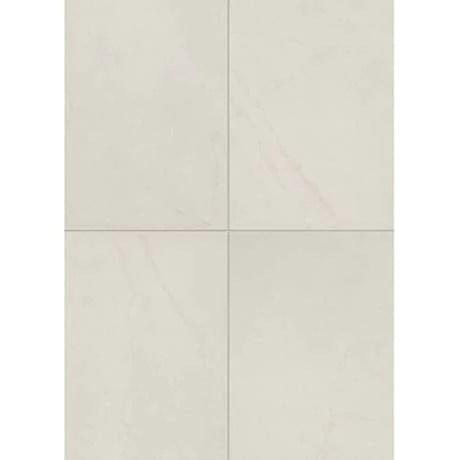 balans white ceramic tile matte