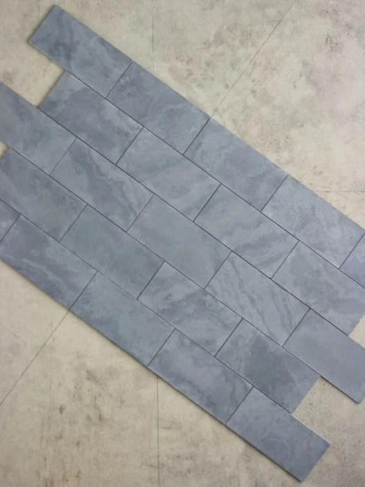 montauk black honed slate tile lowest