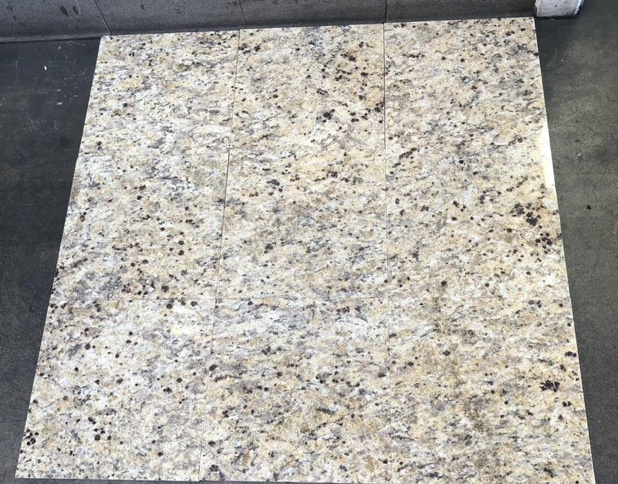 new venetian gold granite tile