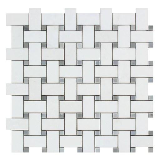 basket weave tile marble basketweave