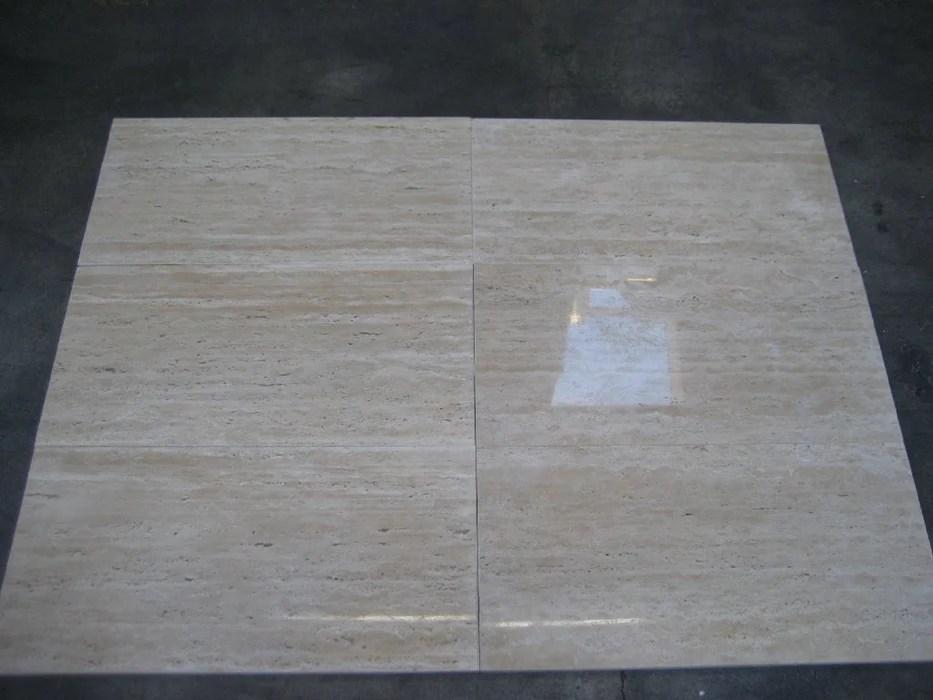 turco classico vein cut travertine tile polished