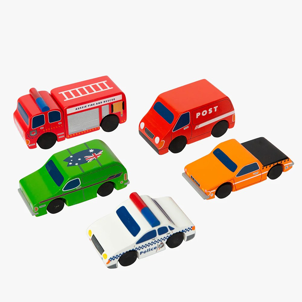 iconic toy australian vehicles