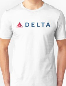 Delta Airlines T Shirt : delta, airlines, shirt, Delta, Airlines, Shirt, United, Travelling