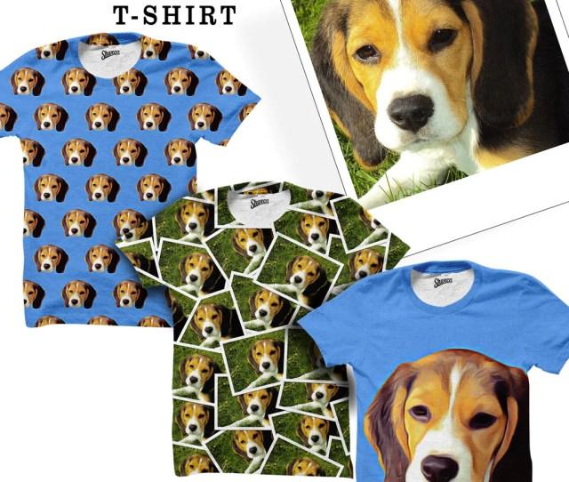 Custom Pet T Shirt Shweeet