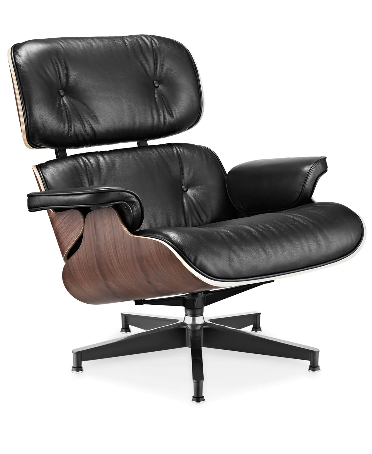 Charles Eames Lounge Chair 670 Lounge Chair Leather