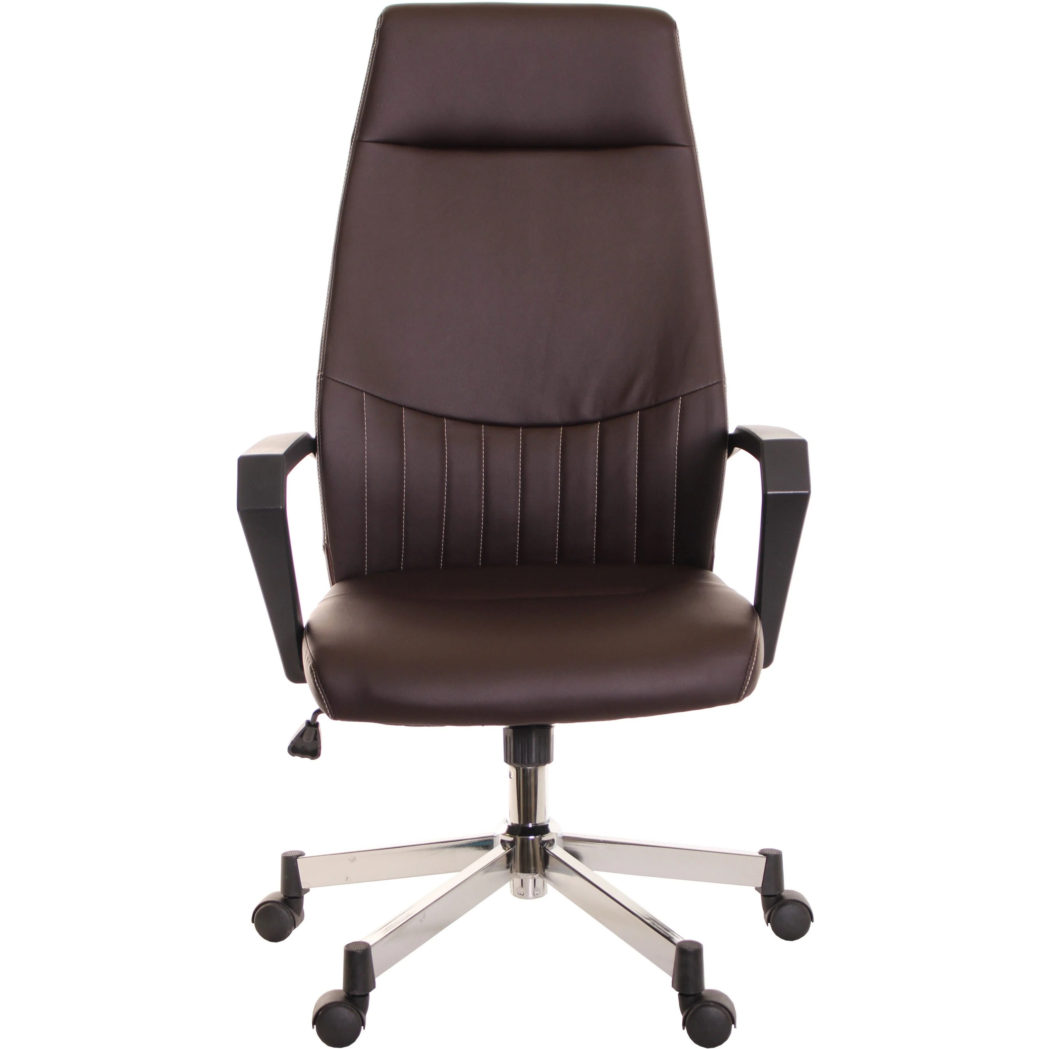 ergonomic chair criteria best big and tall office reviews high back leather task brown by timeoffice time