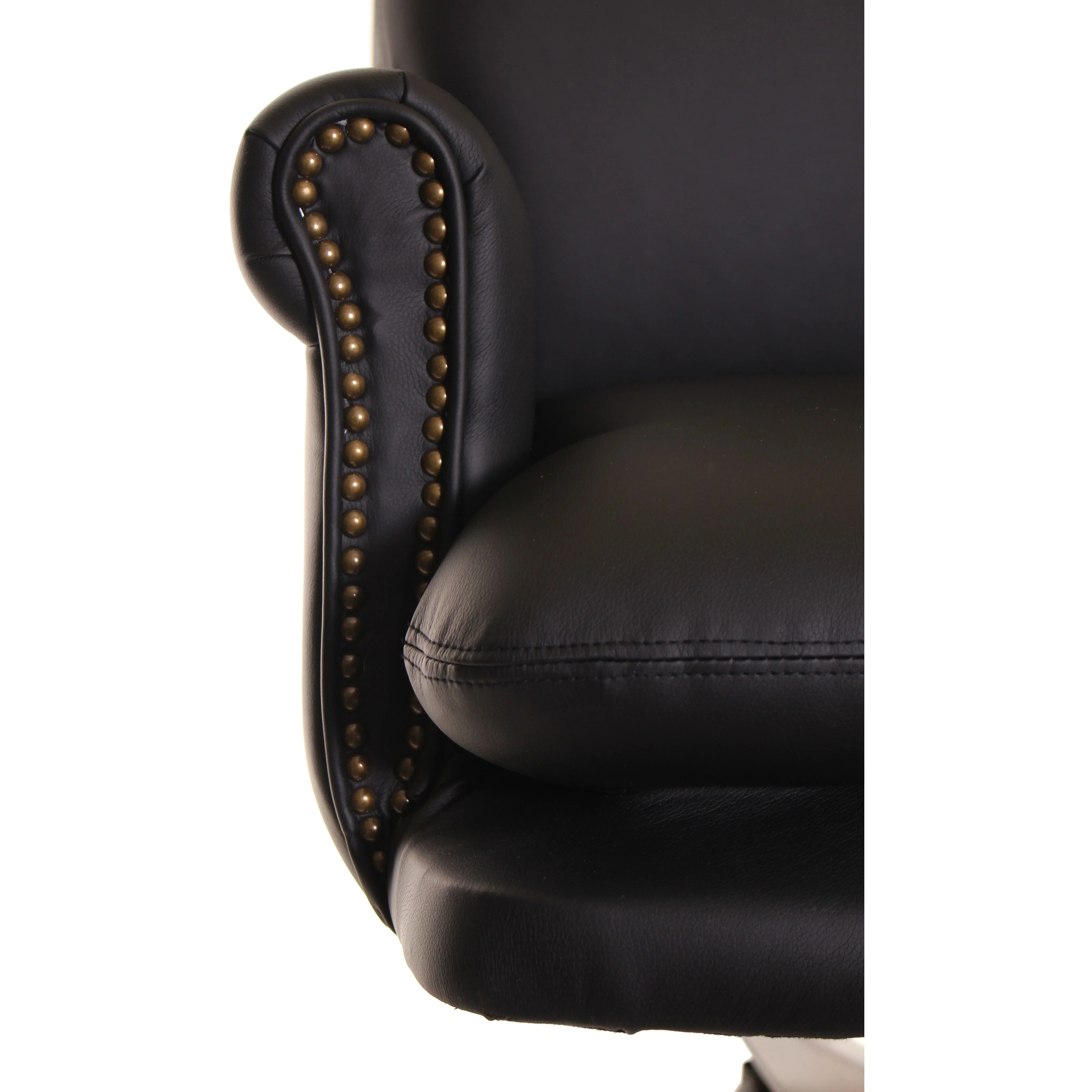 ergonomic chair back angle rent tables and chairs traditional executive leather office rake