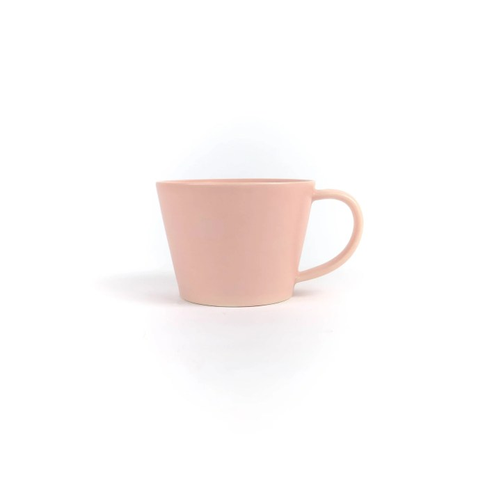 Sakuzan Days Coffee Cup Pink