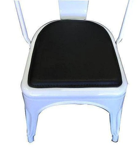 tolix chair cushion gigatent camping with footrest cushions for chairs stools buy online afterpay available black magnetic pad