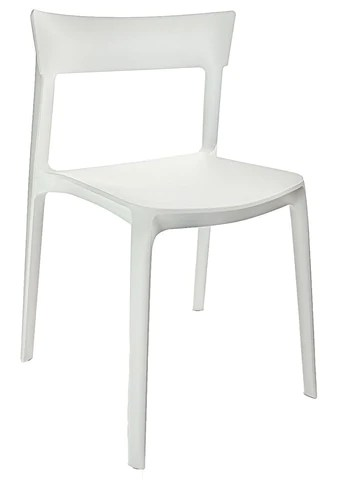 white plastic chairs stretch dining chair covers canada buy online afterpay available husk resin