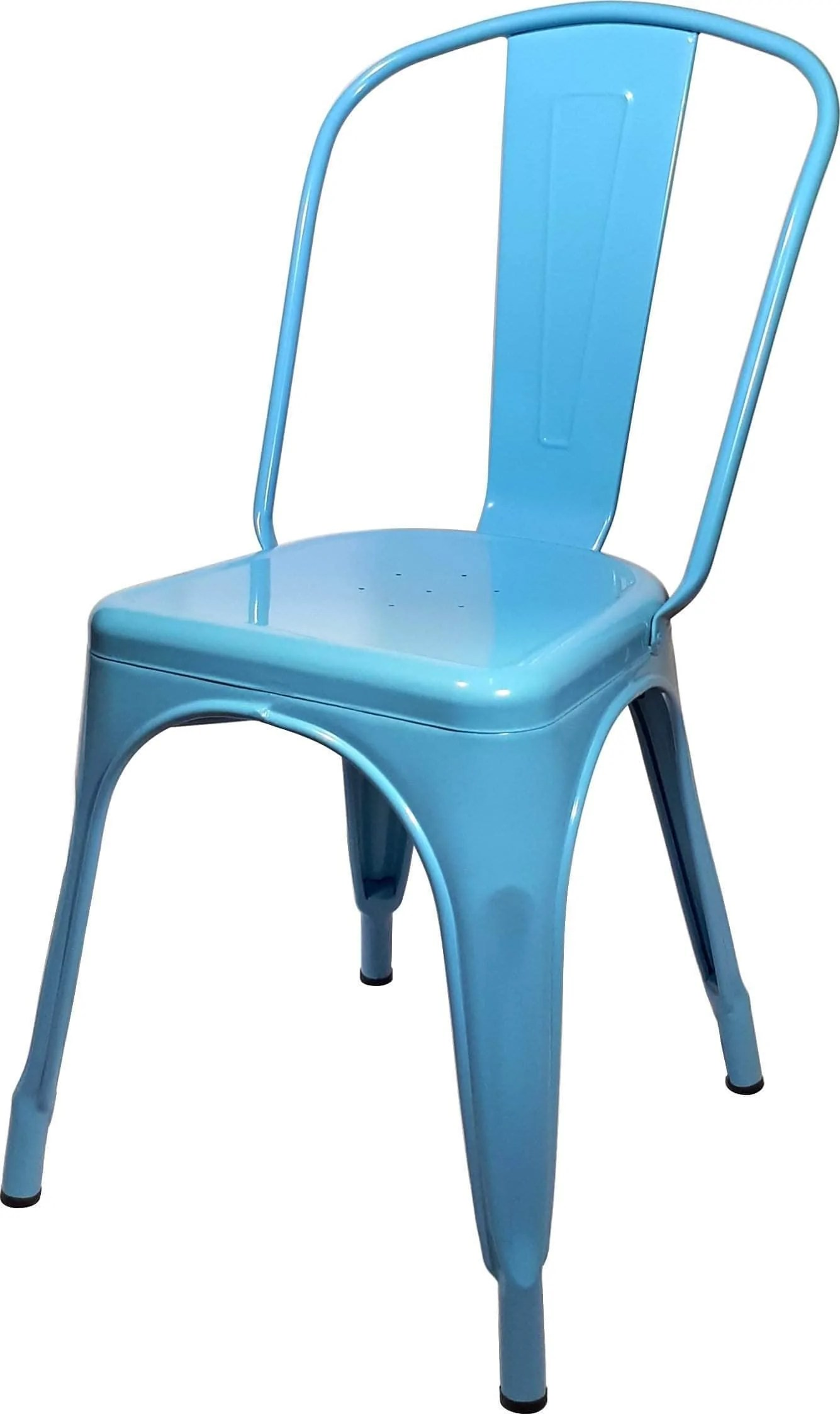 Egg Chair Perth Light Blue Replica Tolix Cafe Chair High Back Buy Online