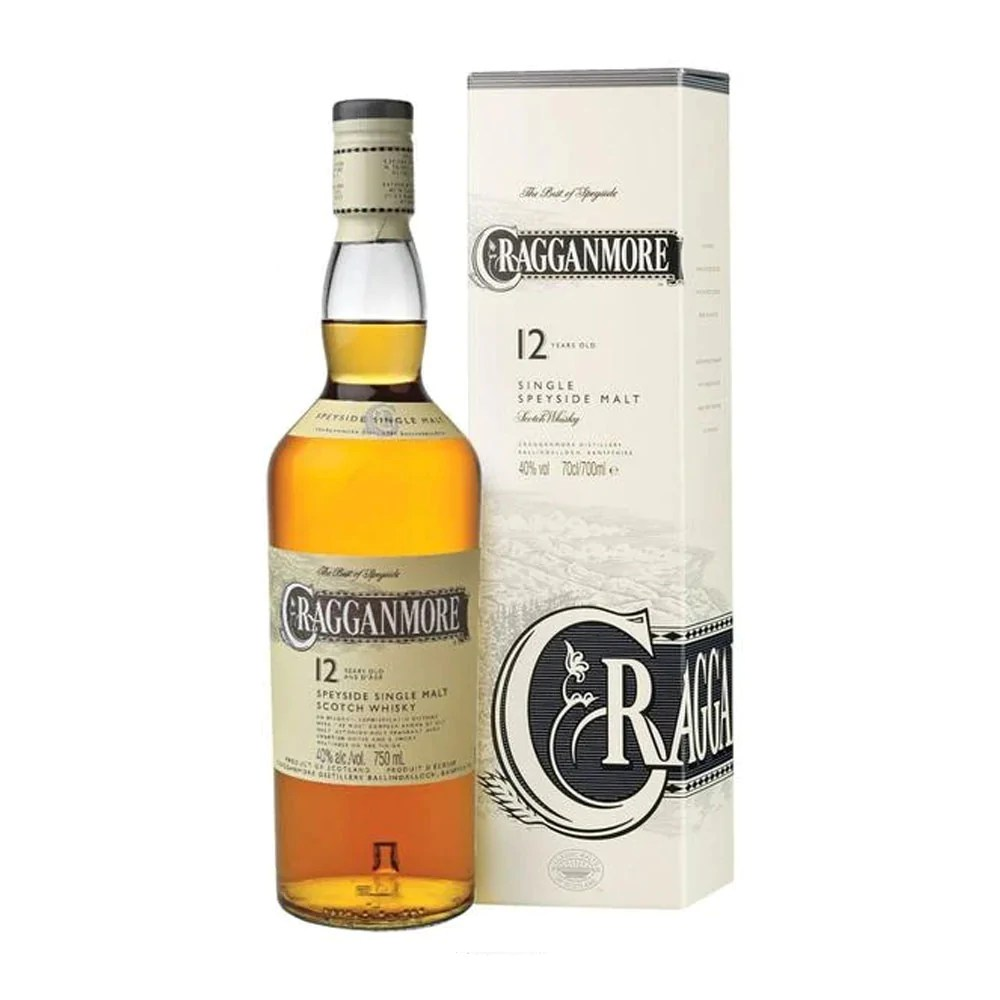 Cragganmore 12 Years 70cl - The Whisky Shop Singapore