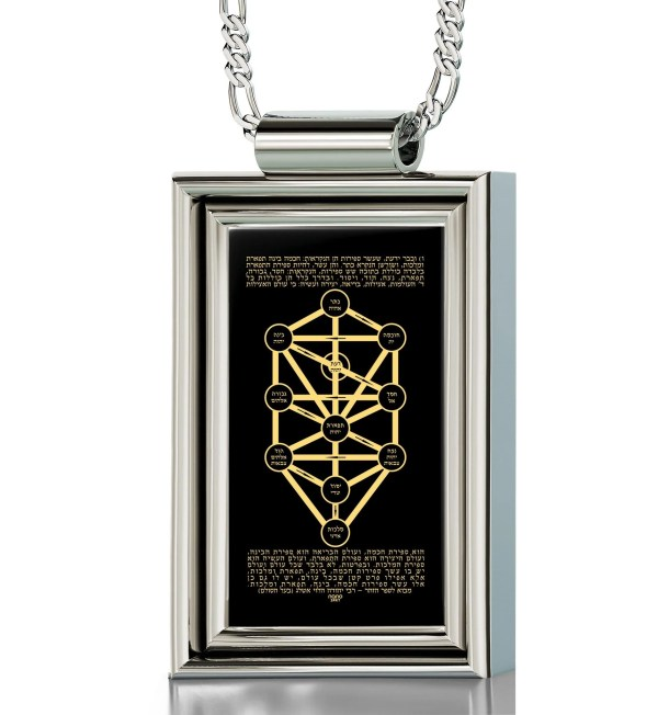 Sacred Geometry Jewelry Thrill With Mystical Nano