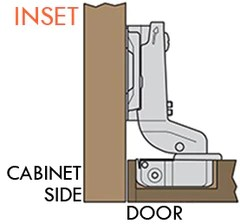 hinges for kitchen cabinets copper aid concealed cabinet explained cupboard door you also find these hinge used with glass doors like display