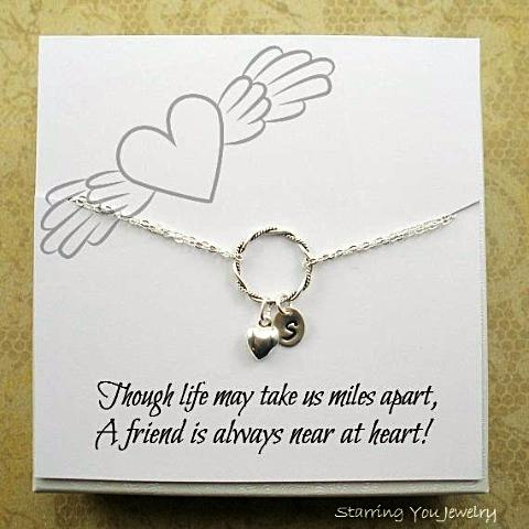 Long Distance Friend Gifts Personalized Friendship