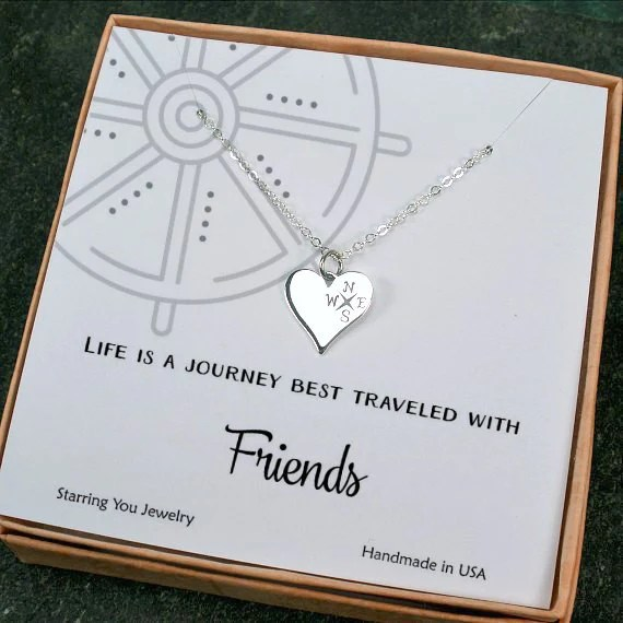 gifts for friends heart