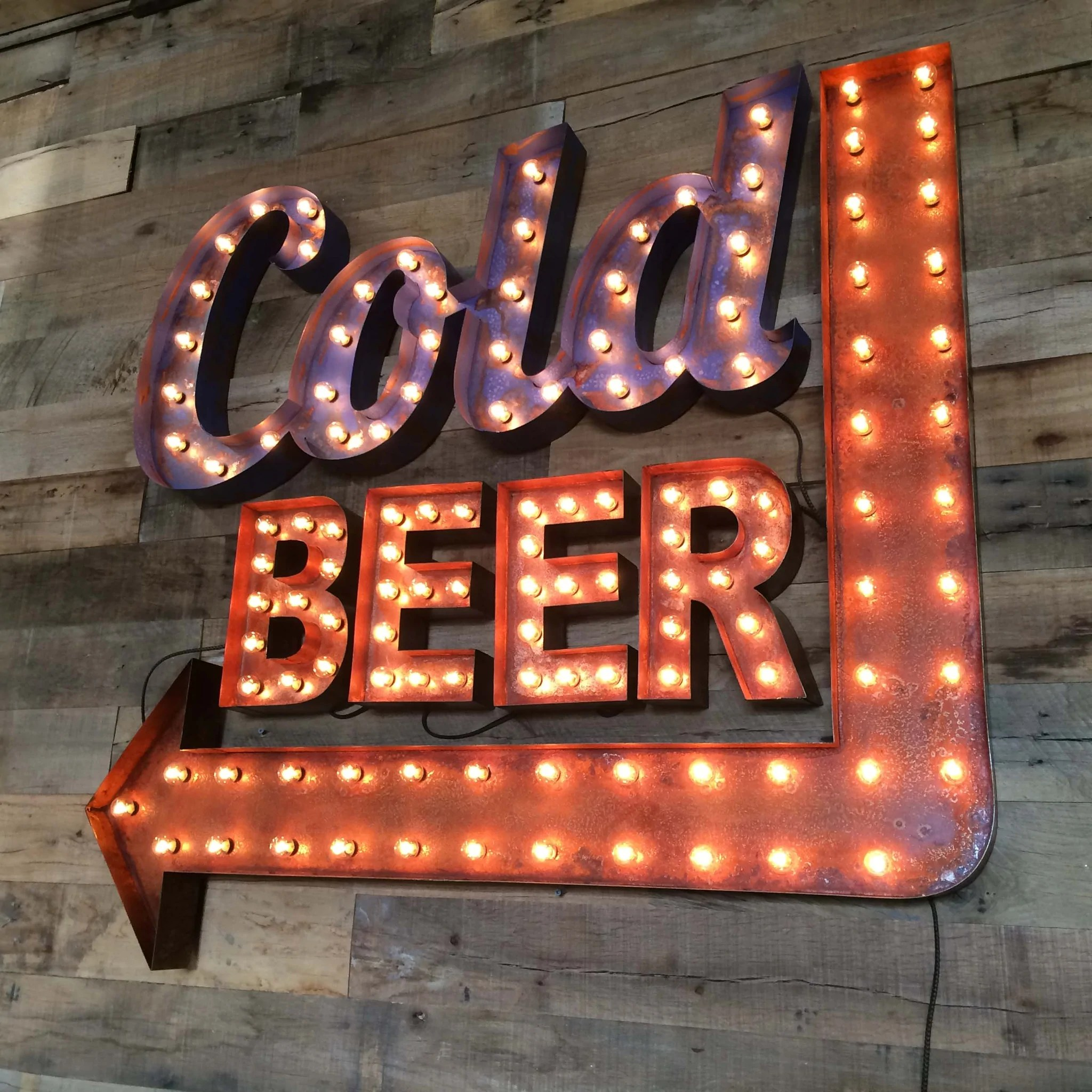 custom marquee signs by vintage marquee