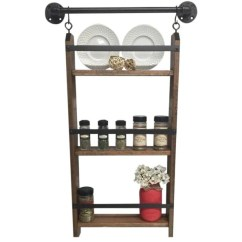 Kitchen Shelf Cabinet Company Wood Shelves