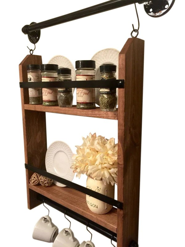 kitchen spice rack costco play set shelf