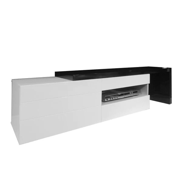 white sideboards for living room interior decorating ideas india modern glass wood tv consoles singapore star ambros my extendable sideboard