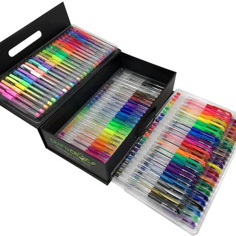 premium gel pens 96