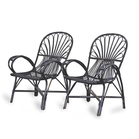 black rattan chair used power wheel chairs south of market