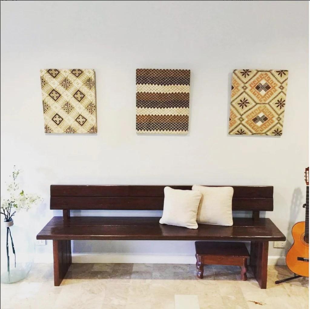 7 Creative Ways Banig Mat Woven Crafts