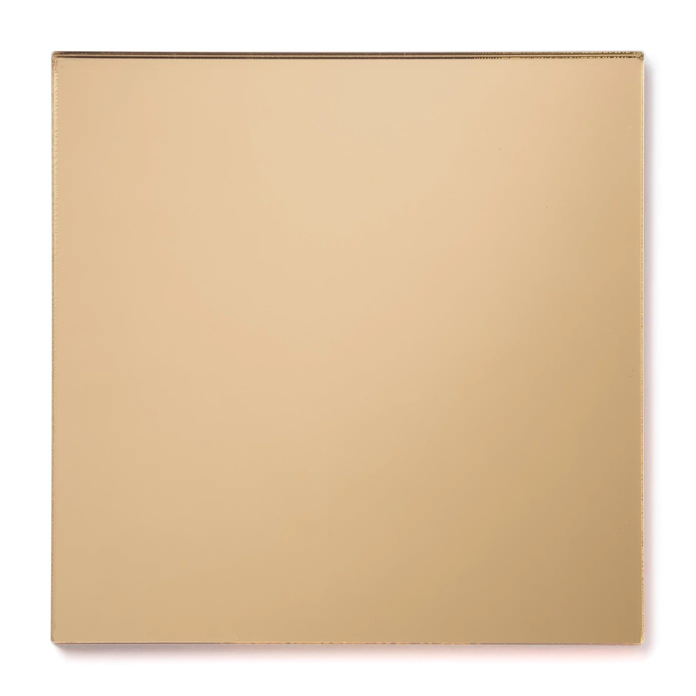 gold mirror acrylic sheet
