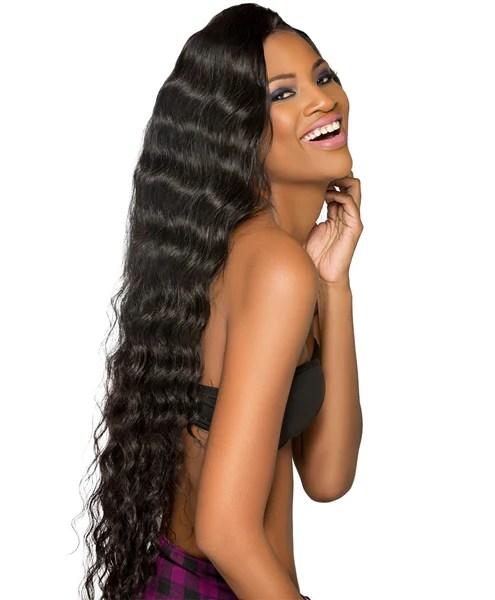 Brazilian Loose Curl Bundles Natural Beauty Hair