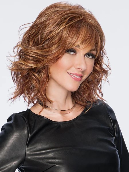 Tousled Bob Wig By Hairdo HF Synthetic