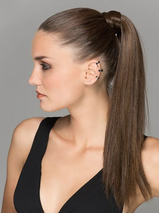 Ponytail With Hair Wrapped Around : ponytail, wrapped, around, Power, Pieces, Ellen, Wille, Wigs.com