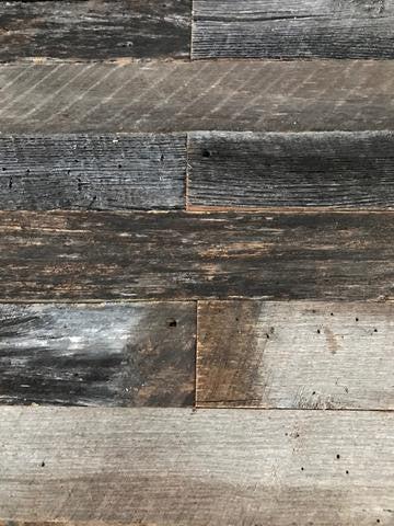 reclaimed barn wood tiles 2 x 10 tiles 1 2 thickness 10 sq ft kit