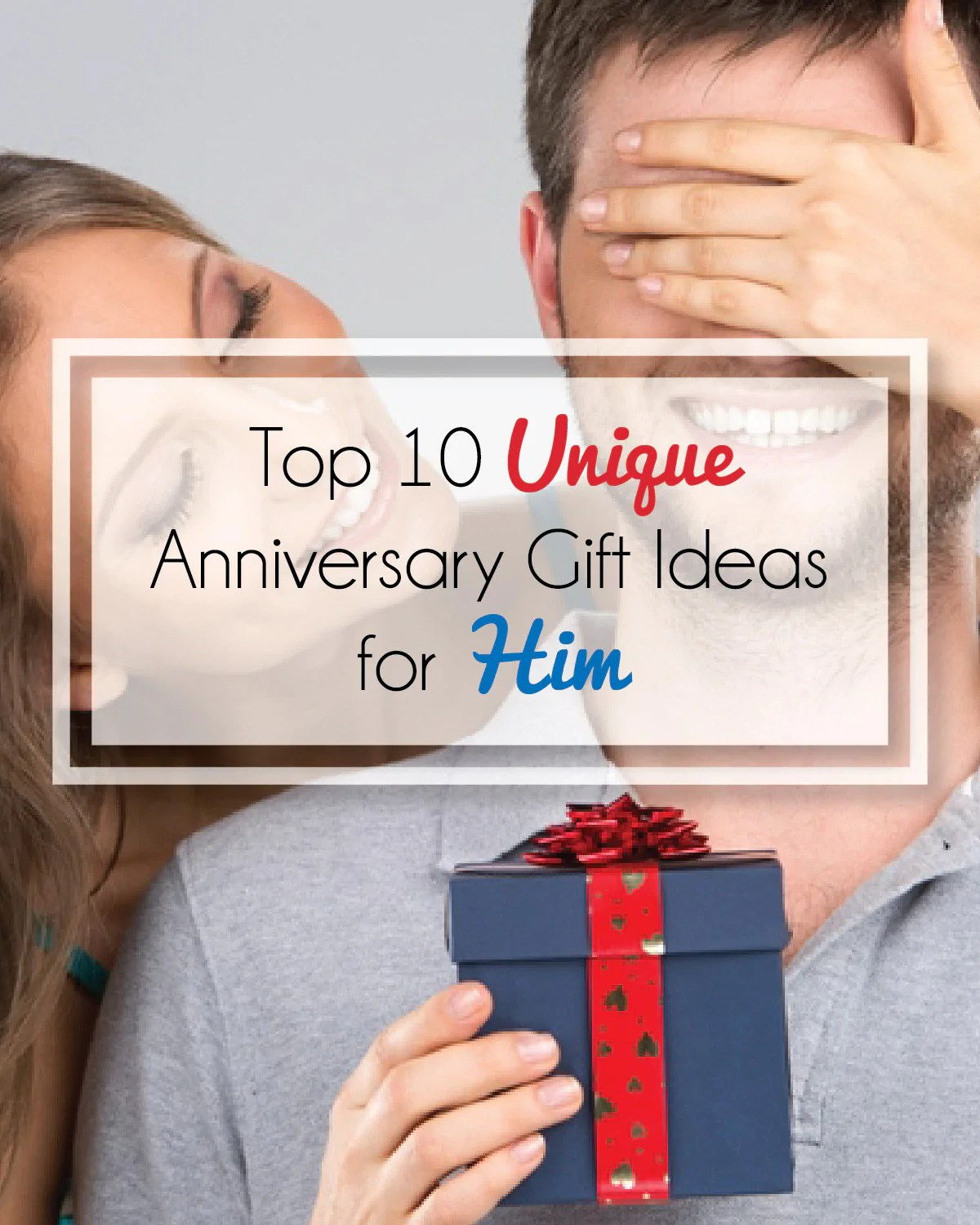 unique anniversary gifts for