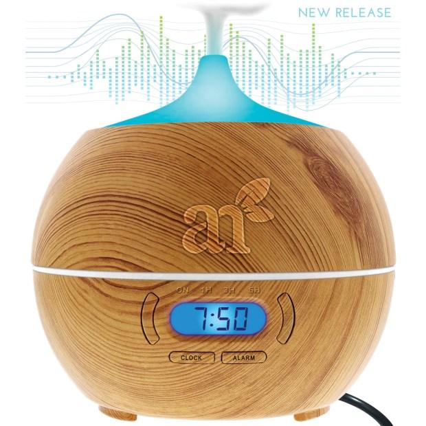 Bluetooth Oil Diffuser